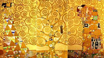 Густав Климт. Страсть и золото
