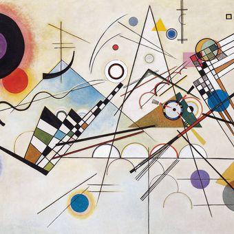 Как понять абстракцию: от Кандинского до Рихтера
