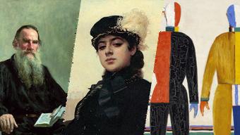 Особый путь русского искусства