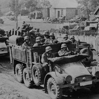 1939: надвигающийся шторм