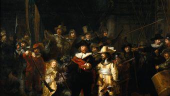 Рембрандт: выйти из сумрака