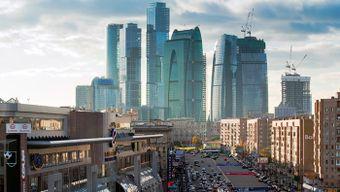 Анатомия города: Москва