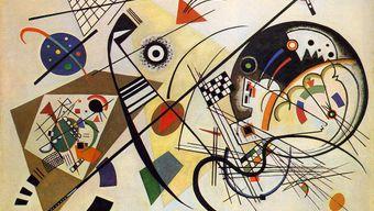 Кандинский: метафизика мироздания