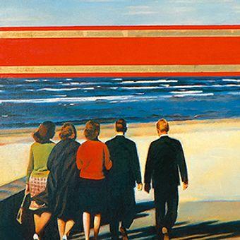 Подготовка к выставке: Илья Кабаков и неофициальная жизнь в Москве 60-70-х