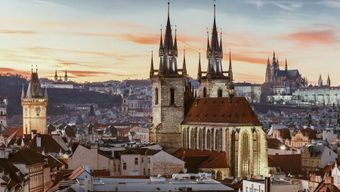 Анатомия города: Прага