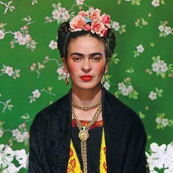 Фрида Кало: искусство с мексиканским характером