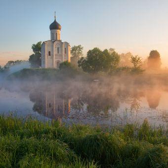 Древнерусская архитектура: XI–XVII века