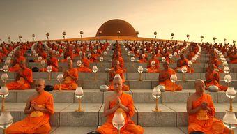 Буддизм: религия о том, как перестать страдать