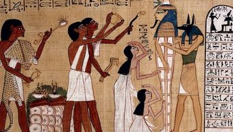 Древний Египет: боги, фараоны, мумии