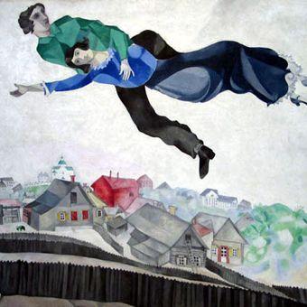 «Шагал» в доме Спиридонова