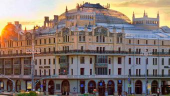 Прогулка: Москва эпохи Модерна