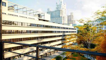 Архитектура авангарда