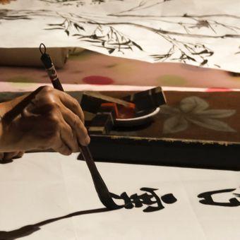 Искусство Китая: от свитка до веера