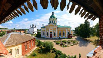 Поездка в Зарайск