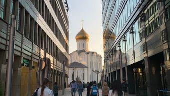 По улицам Басманным: три века архитектуры