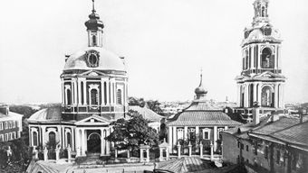 Прогулка: По улицам Басманным: три века архитектуры