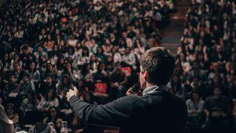 Публичное выступление: как увлекаться и увлекать
