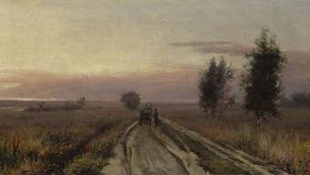 Русский пейзаж: Саврасов, Шишкин, Левитан