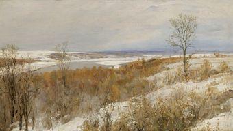 Василий Поленов: подготовка к выставке