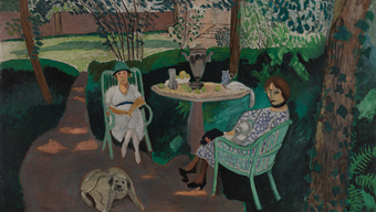 «Анри Матисс» в особняке на Волхонке