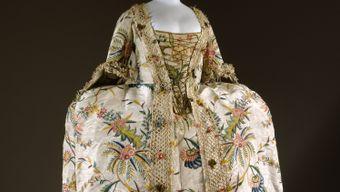 Мода от XVII века до Великой французской революции