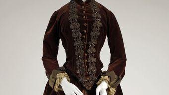 Мода от XIX века до Первой мировой войны