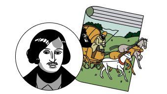 Что скрыто под шинелью: Николай Гоголь