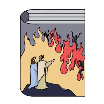 Данте Алигьери: Божественная комедия