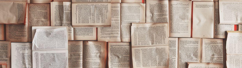 Книги великих писателей