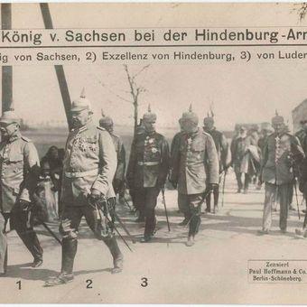 Накануне Первой мировой